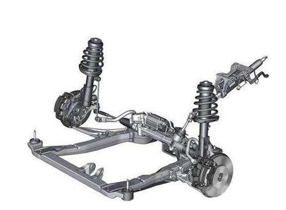 汽车底盘悬架结构设计要点